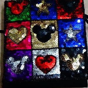 Mickey & Co Sequined Purse